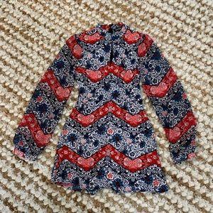 Express long sleeve dress